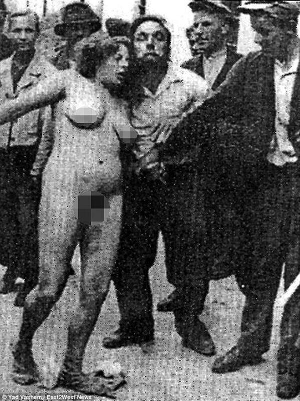 Nude video of women