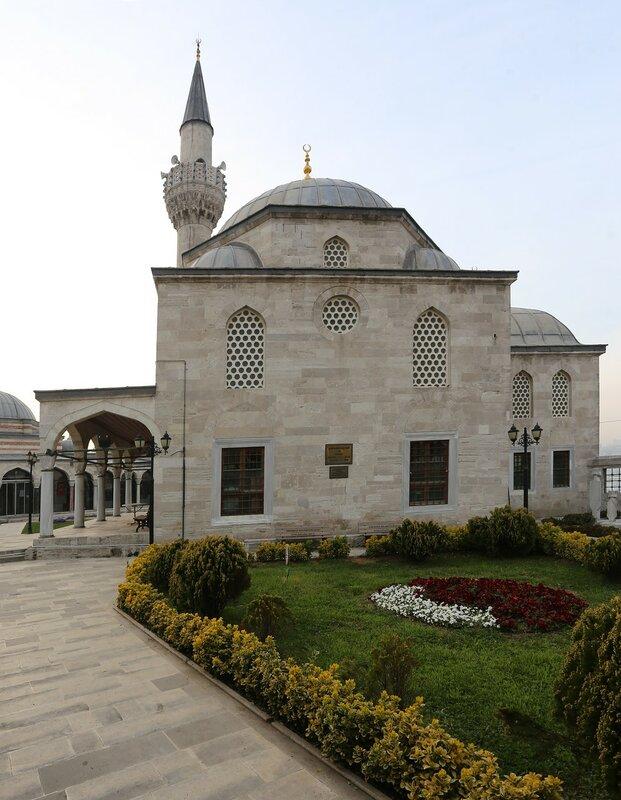 Стамбул. Мечеть Шемси-паши (Şemsi Paşa Camii)