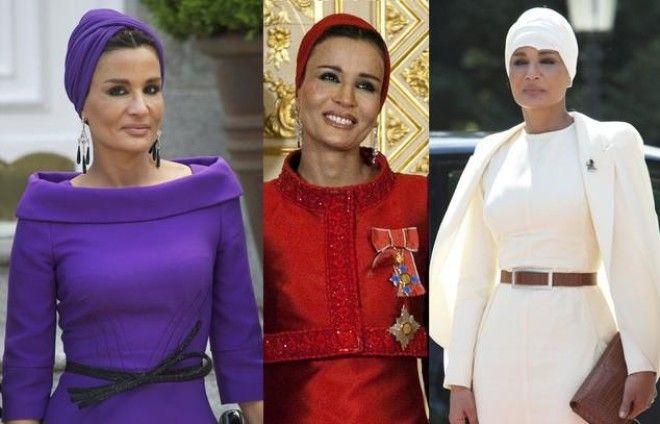 Политика, государственная деятельность Шейха Моза бинт Насер аль-Миснед – вторая из трех жен третьег