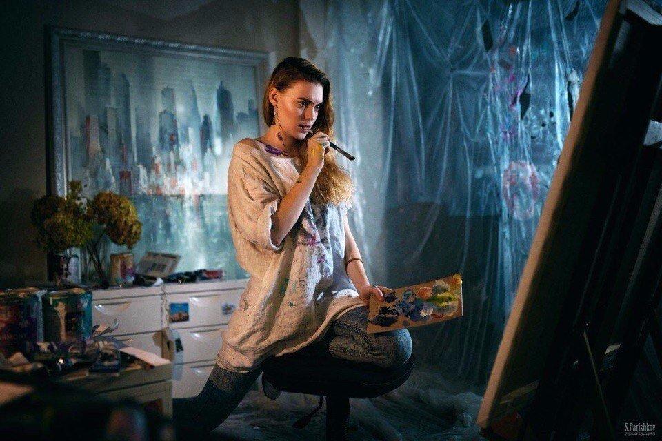 """Проект """"9 жизней"""" Сергея Парышкова — фотографии, которые не оставят равнодушными. А какую жизнь выбрали бы Вы?"""
