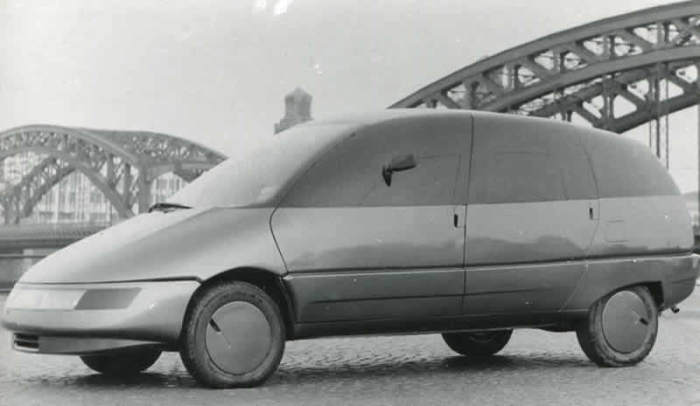 Автомобиль будущего, который так и не случился. Автомобиль «Охта» задумывался, как советский широкий