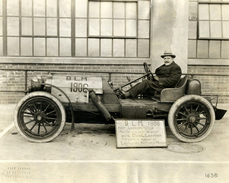 1906 Ford Model N Roadster