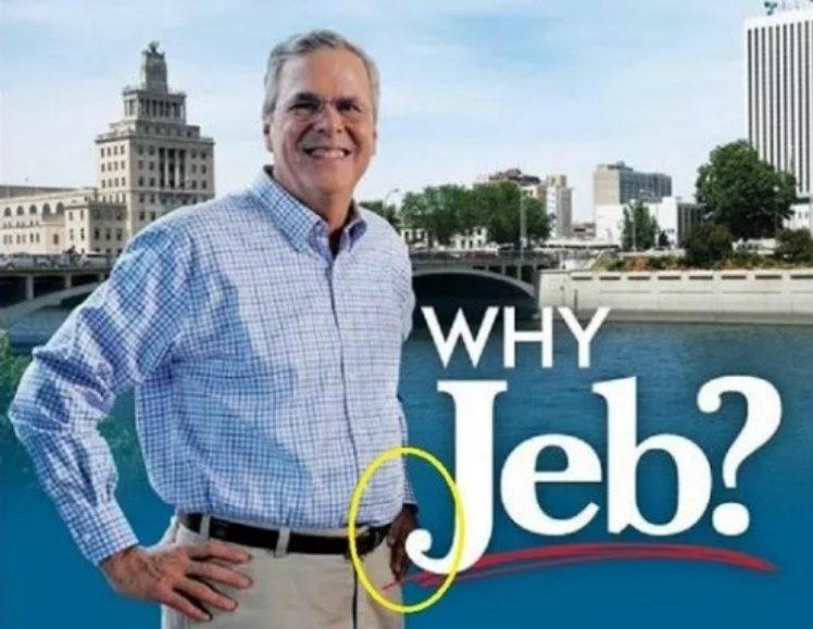 Черная рука Джеба Буша Звучит как одна из тех страшных историй, которыми мы пугали друг друга в детс