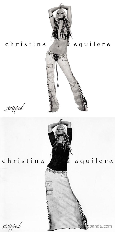 Альбом Кристины Агилеры Stripped.