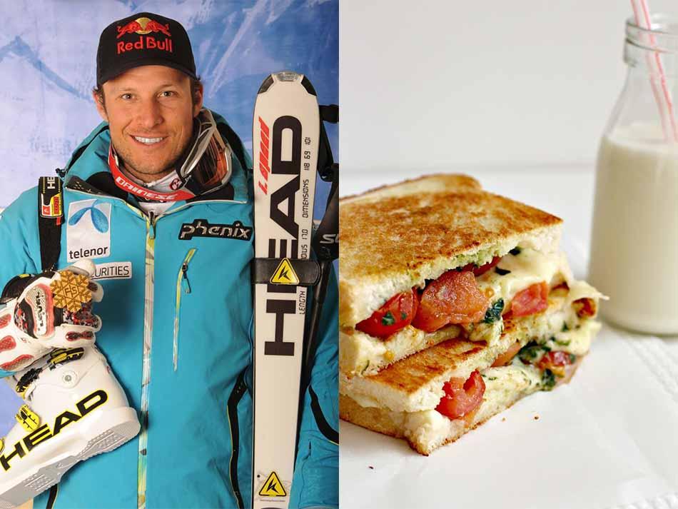 Аксель Свиндаль — норвежский горнолыжник, поэтому логично было бы предположить, что он ест много сем