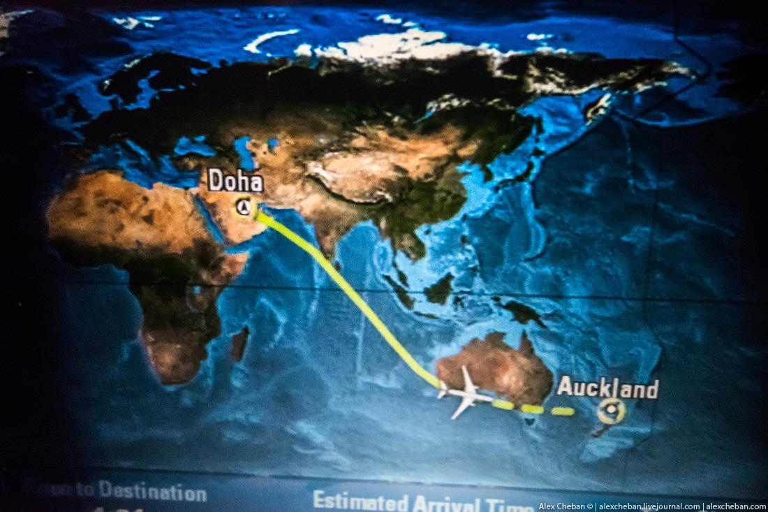 18 часов в облаках: как пережить самый долгий рейс в мире
