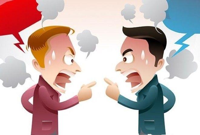 9 причин, почему вы больше никогда не вступите в спор (1 фото)