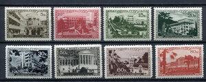 1939 Курорты СССР.