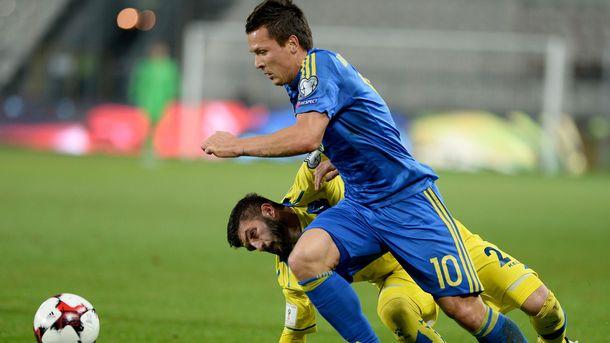 Функционер «Славии»: «Коноплянка готов играть занаш клуб»