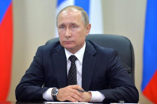 Путин подписал закон, обязывающий депутатов сообщать овстречах сизбирателями