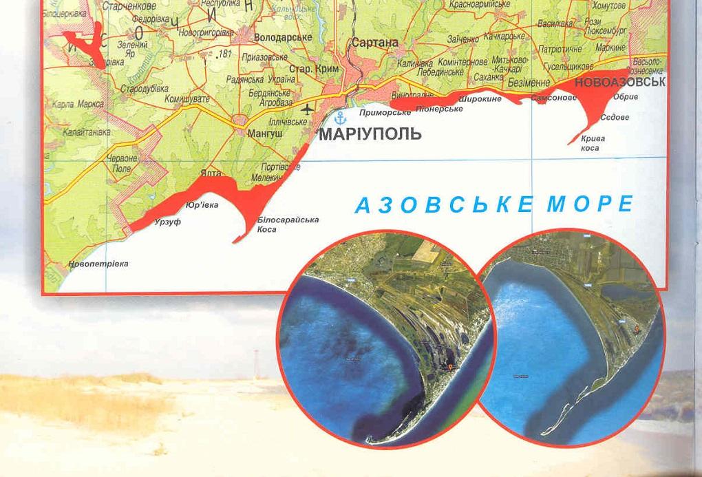Седово Меотида карта