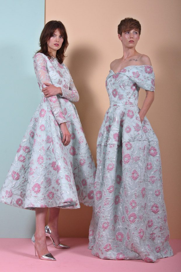 Christian Siriano Resort 2018 Womenswear Collection
