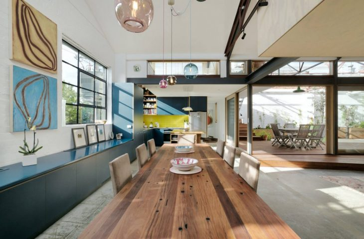 Up-Cycled Warehouse by Zen Architects