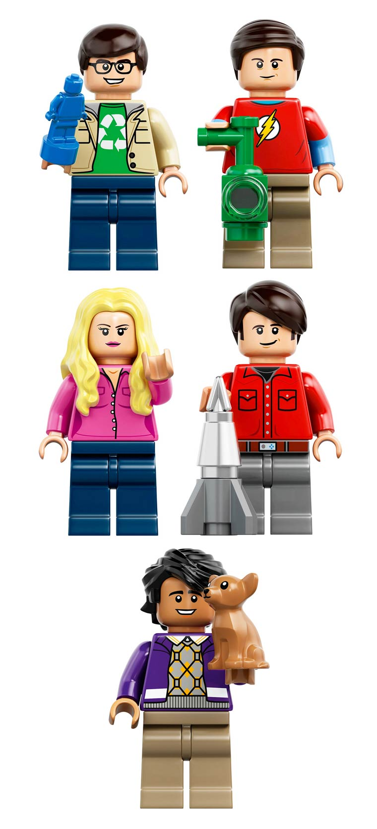 Images © LEGO Ideas / via