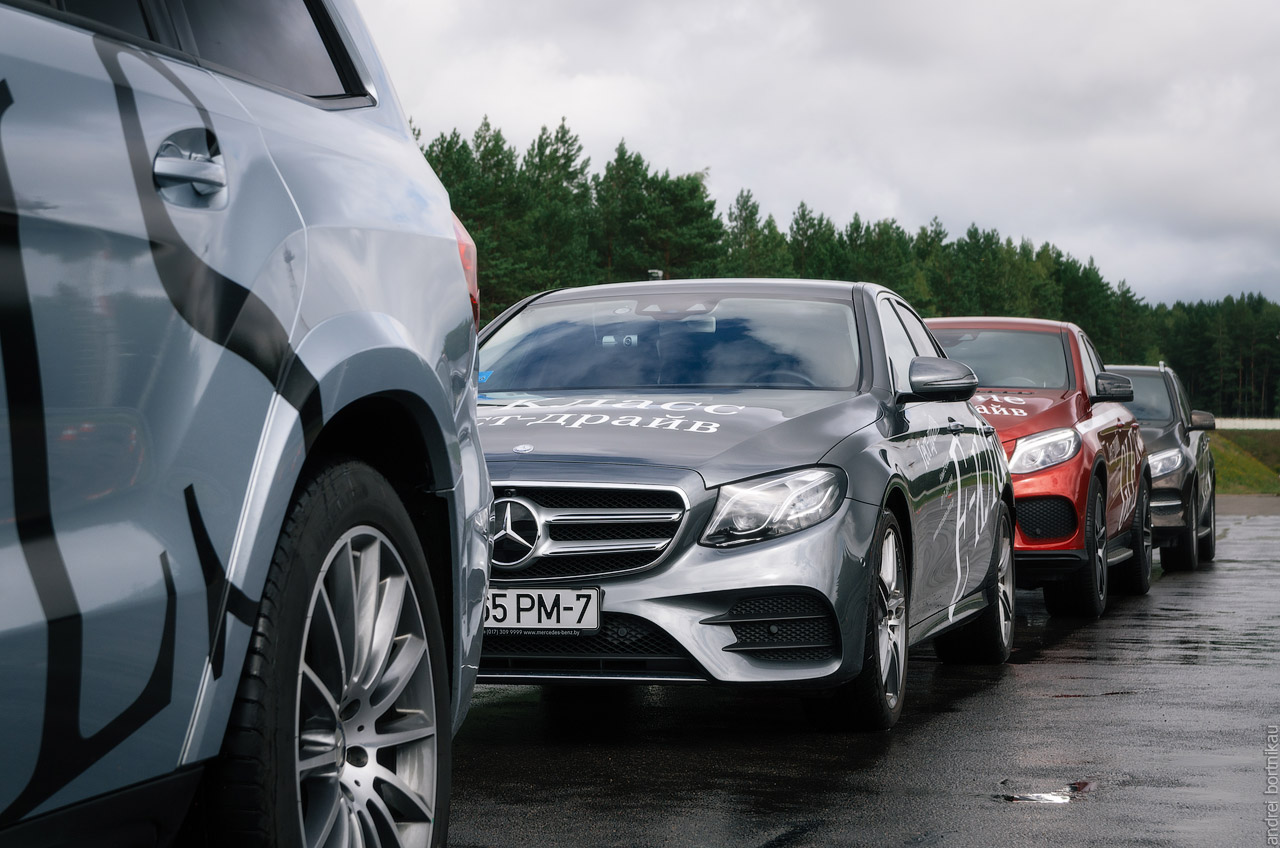 Star Experience 2017. Минск. Mercedes.