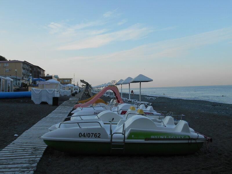 Адлер 2017. Пляж Огонёк (4).JPG