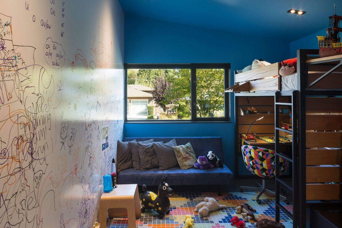 Резиденция в спальном районе города Вашингтон