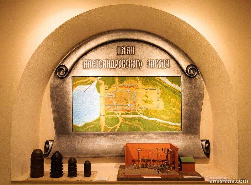 План Александровского завода, Музей промышленной истории Петрозаводска