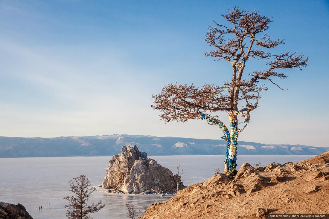 Байкал. «Ледниковый период». Путь к Шаманке