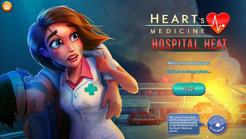 Hearts Medicine: Hospital Heat PE