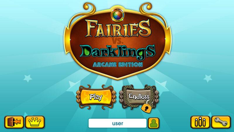 Fairies vs. Darklings: Arcane Edition