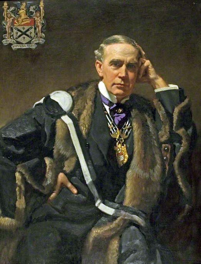 Frank O. Salisbury (1874–1962) Self Portrait.jpg