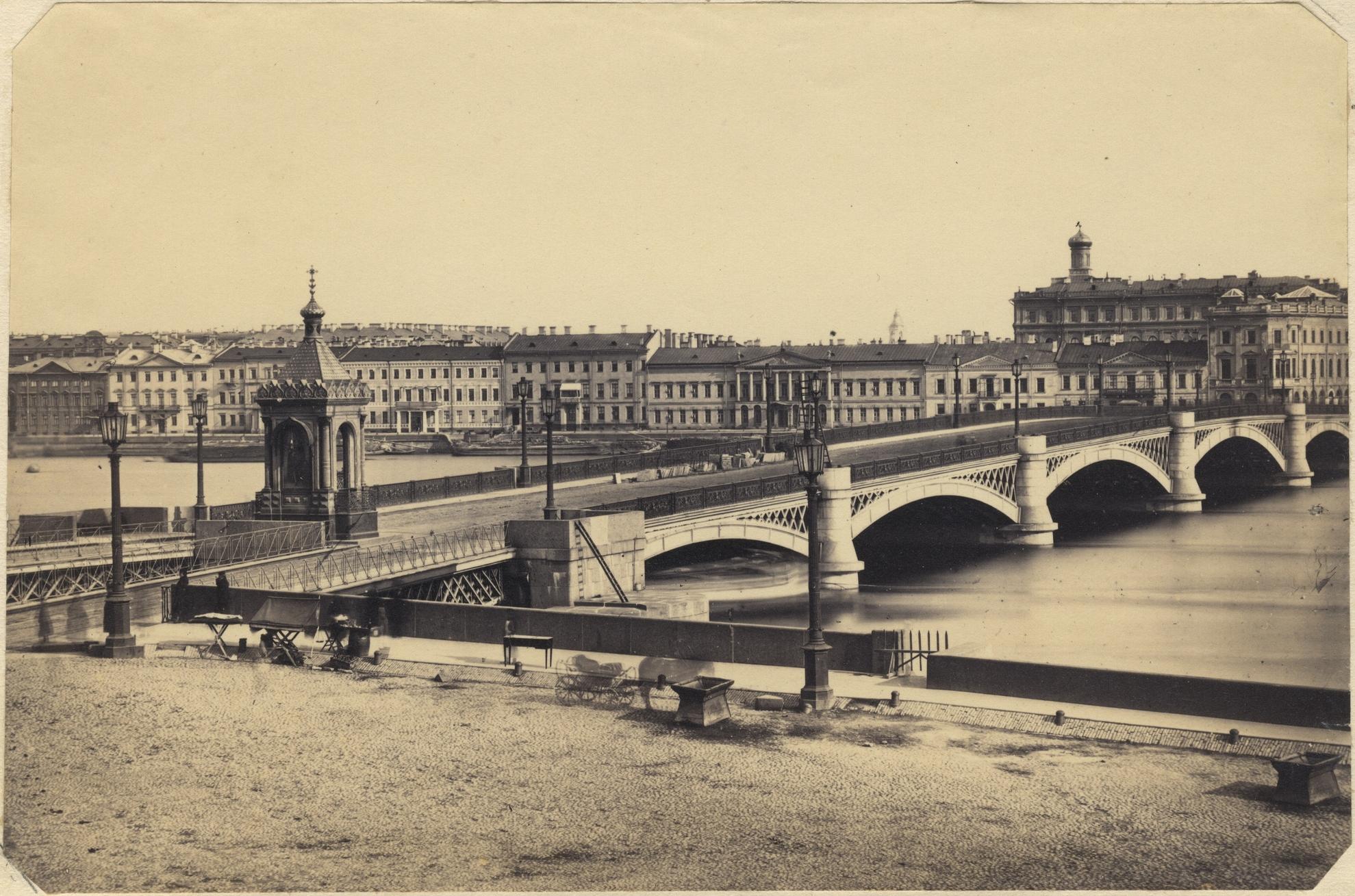 1863. Николаевский мост