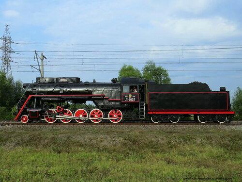 паровоз Л-2057 _330