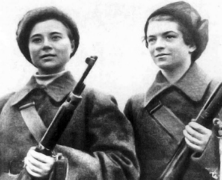 Великая страна СССР,Наталья Ковшова и Мария Поливанова