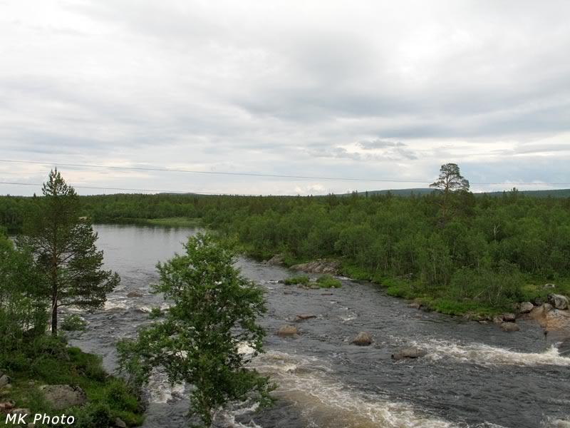 Река Западная Лица