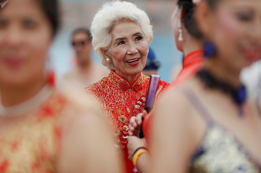Бразилия конкурс красоты для бабушек