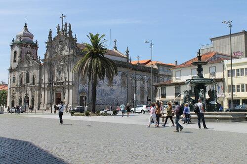 Мой Camino Portugues 2017