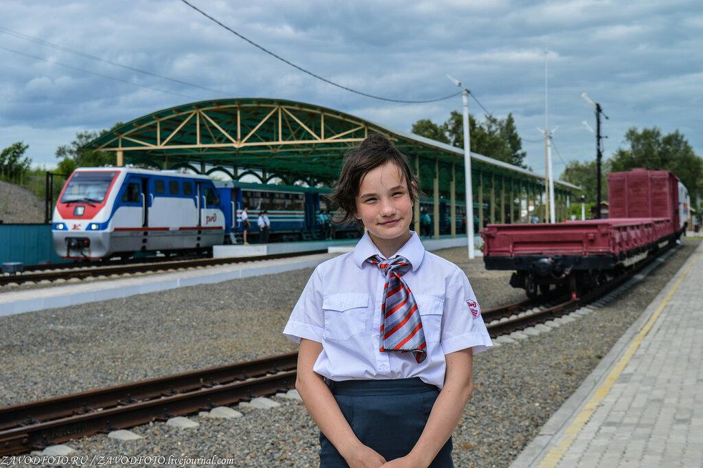 Свободненская детская железная дорога