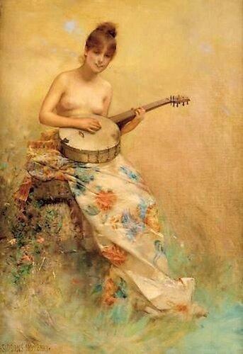 Генри Сиддонс Моубри Henry Siddons Mowbray Fairy Music