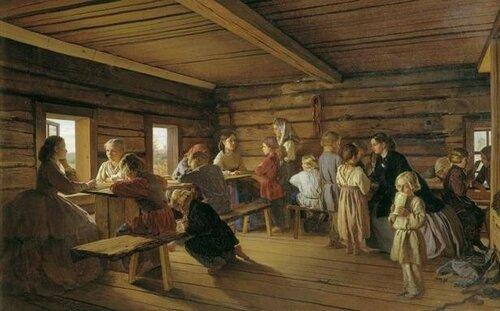 Александр Морозов Сельская бесплатная школа