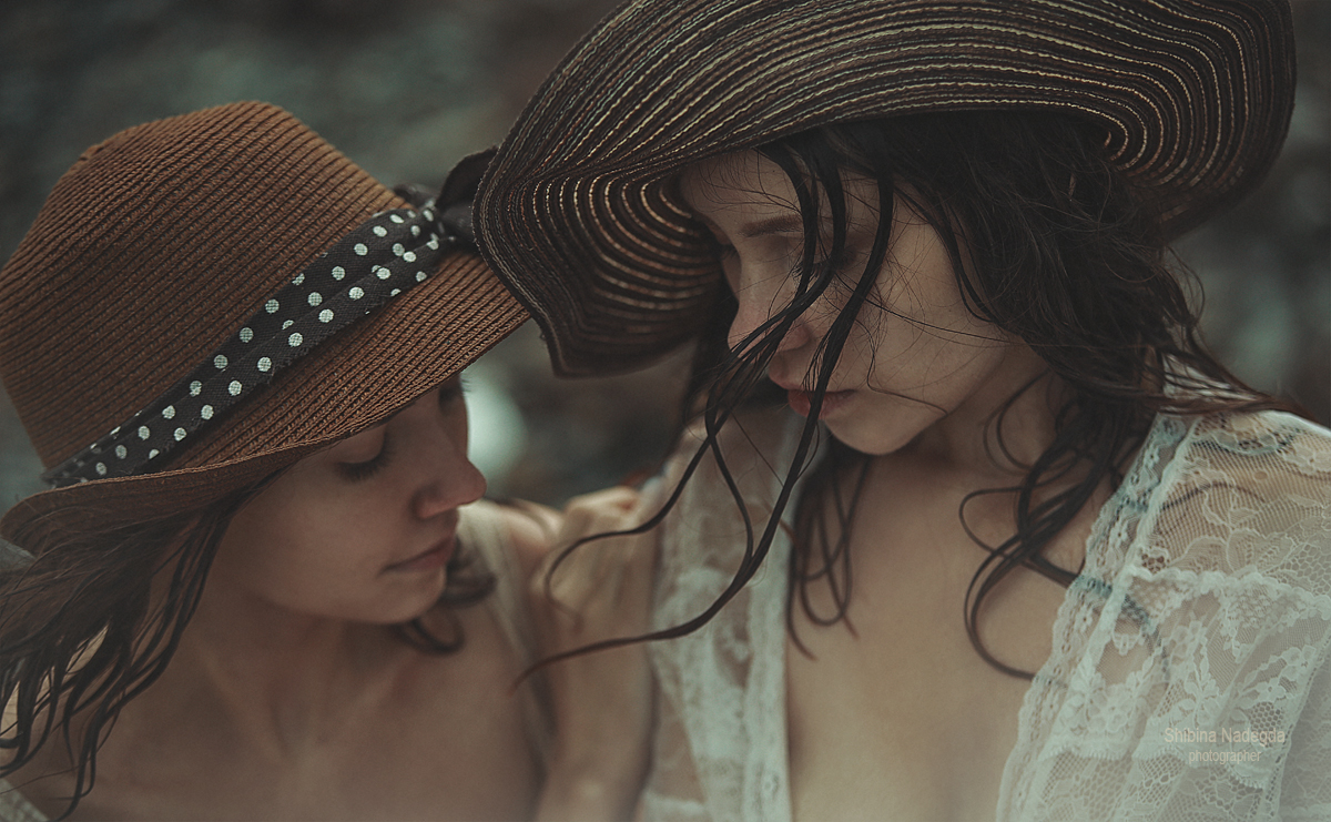 Прогулка под дождем / Фотограф Надежда Шибина