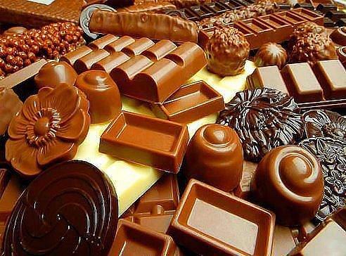 Всемирный день шоколада 11 июля. Поздравлем