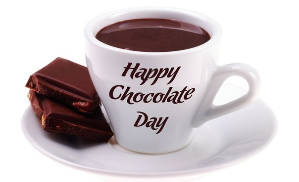С днем шоколада! открытки фото рисунки картинки поздравления