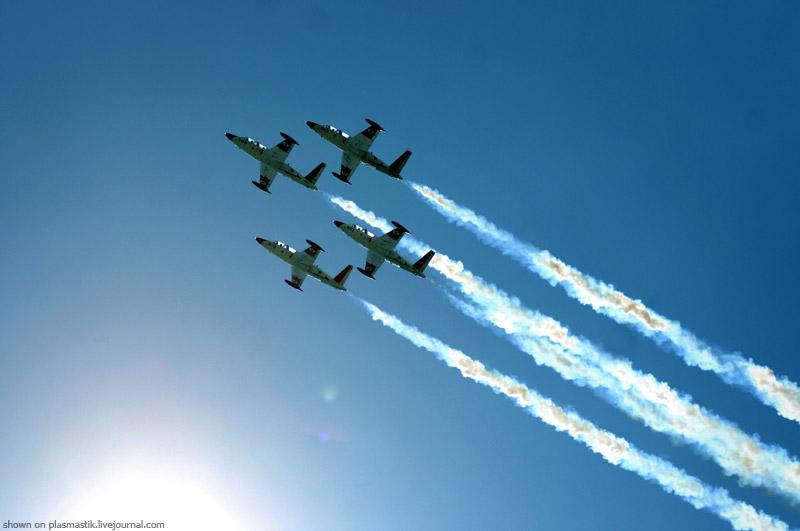 Поздравление с Днем военно-воздушных сил