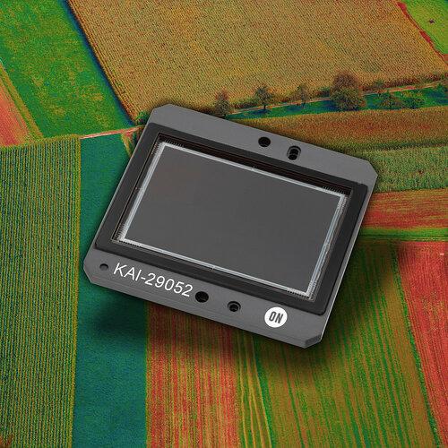 29 Мп 35 мм ПЗС матрица с удвоенной чувствительностью от ON Semiconductor