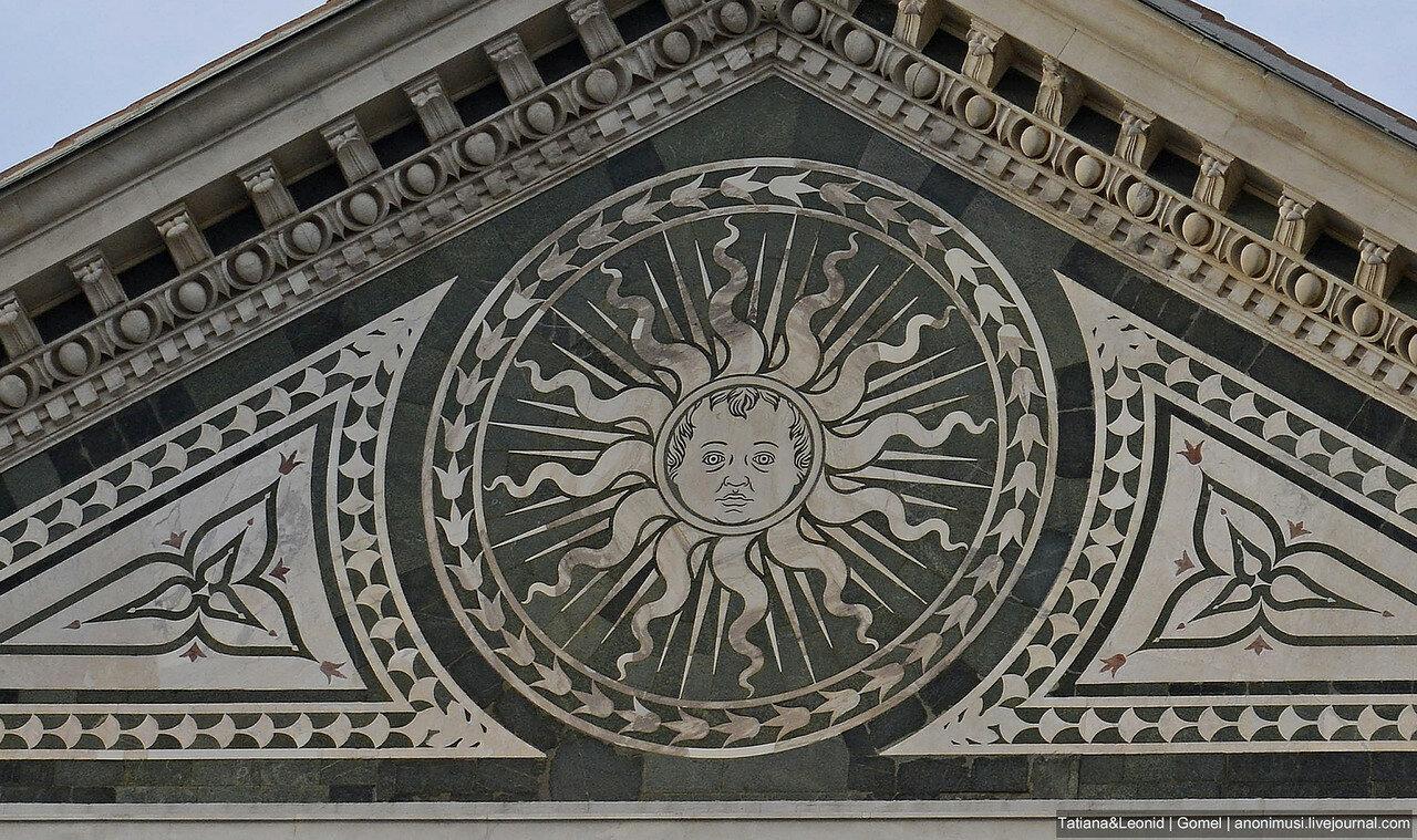 Настенные рисунки Флоренции