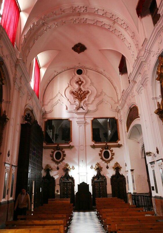 Monasterio de la Piedad, Cádiz