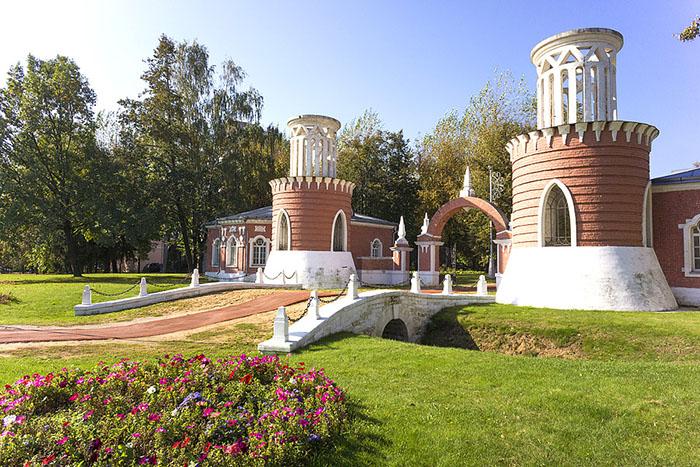 Строительство новых парков в Москве, благоустройство и озеленение