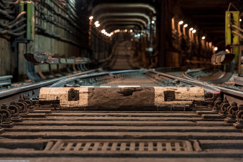 15. Просто красивый тоннель в кривой. Кликабельно: