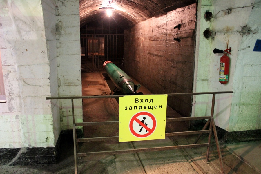 Военная тайна СССР - подземная база подводных лодок в Балаклаве, часть 1 из 2 -