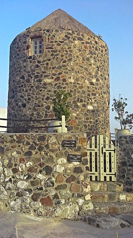 Санторини. Июнь 2016
