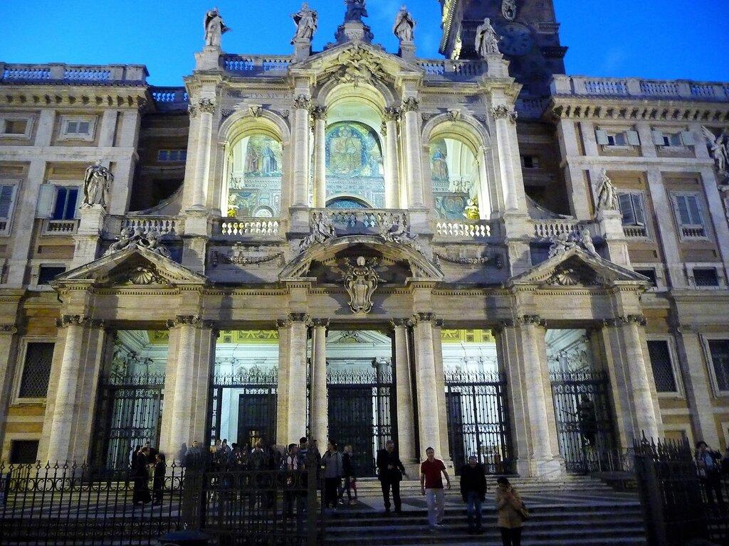 Собор Санта Мария Маджоре