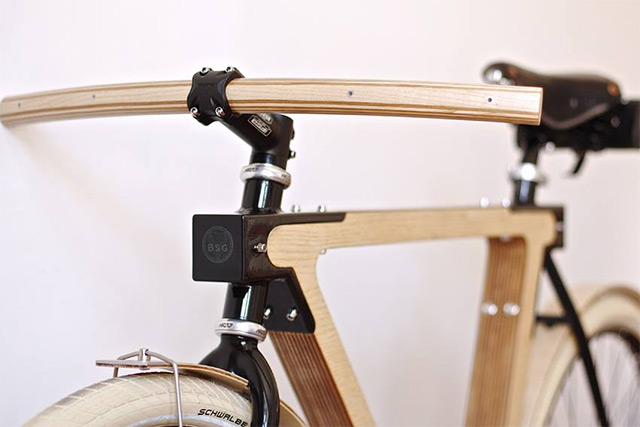The WOOD.b Bike by BSG (6 pics)