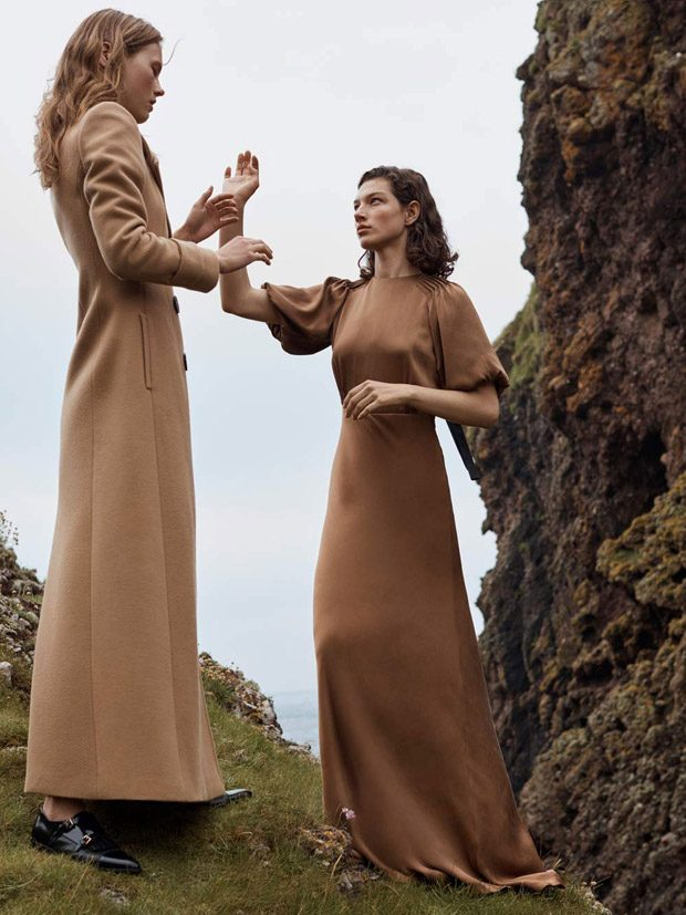 Massimo Dutti Fall Winter 2017.18 New Horizons by Josh Olins