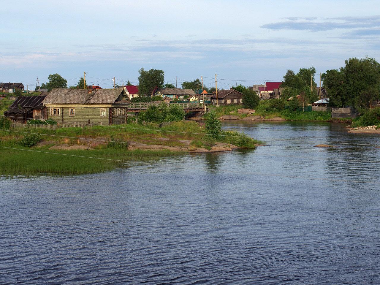 Беломорск. Автор фото: Юрий Семенов